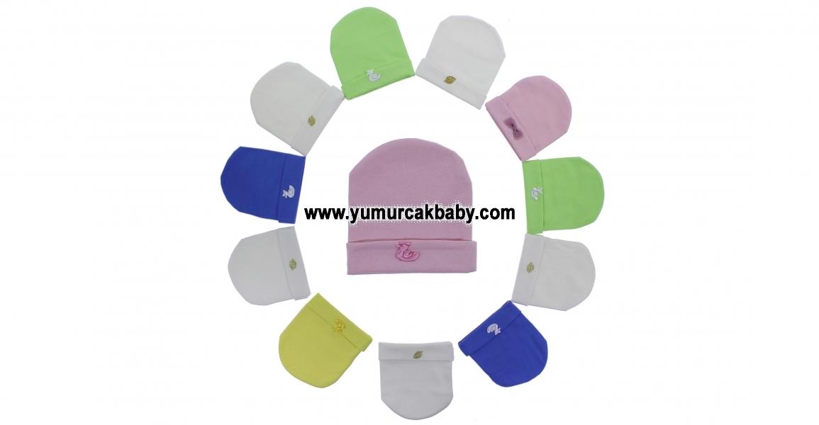 12'li likralı penye şapka 02